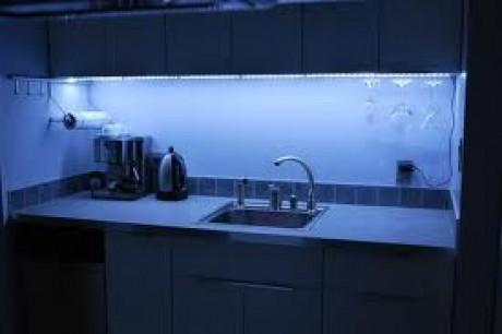 Kitchen cabinet lights